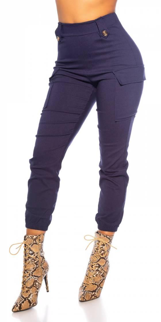 Pantalon cargo tendance...