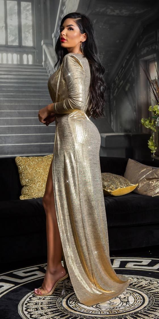Sexy Koucla GOLDEN GIRL...