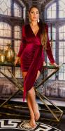 Mini robe tendance