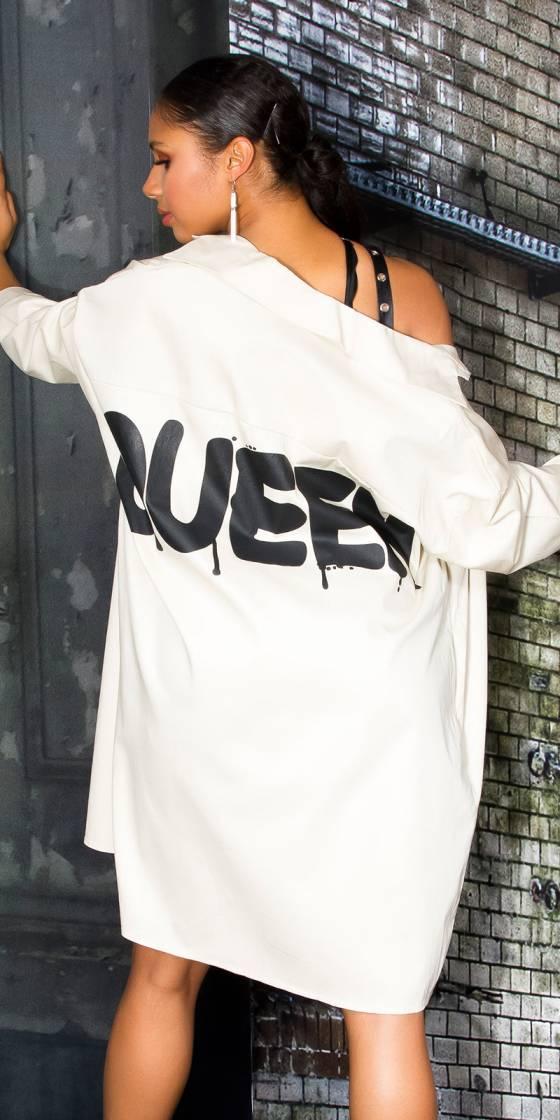 "Trendy Oversize Shirt ""..."