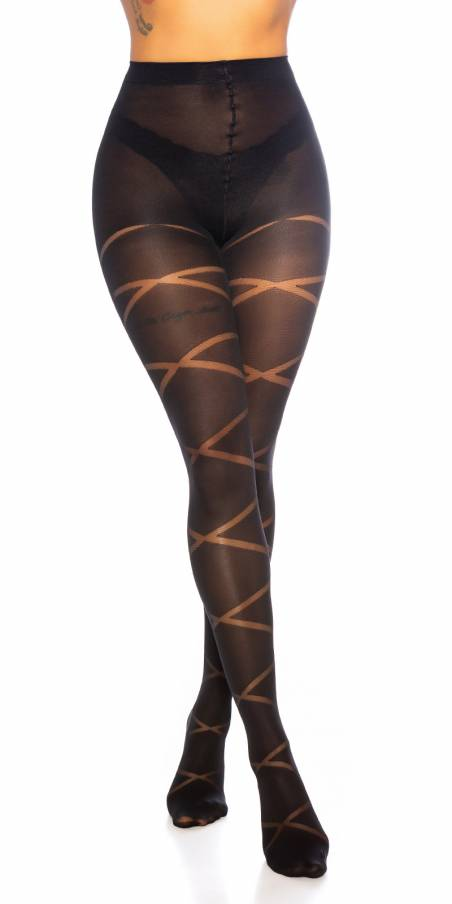 Bikini tendance sexy CARLA couleur léopard/marron