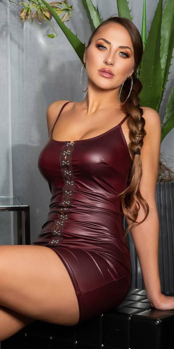 Mini robe fashion avec...