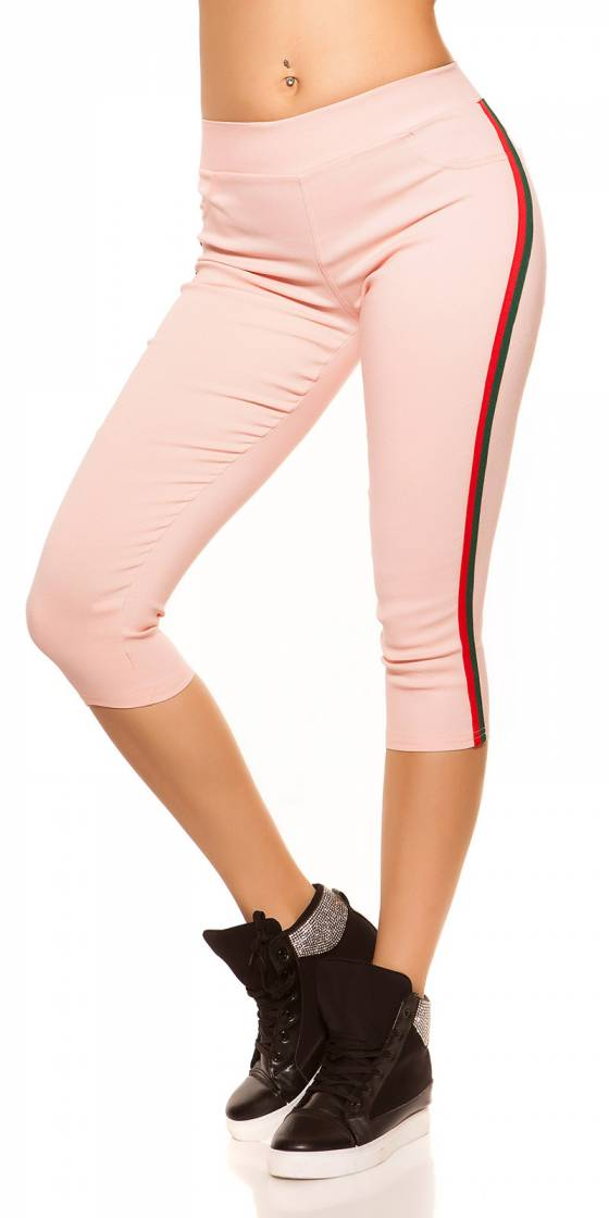 Trendy Workout Capri...
