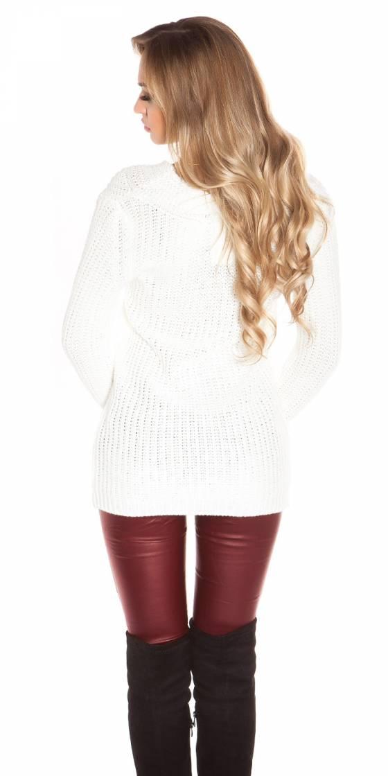 Top femme tendance look MARINE couleur kaki
