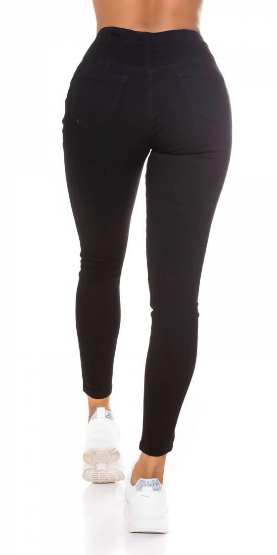 Jeans skinny tendance...