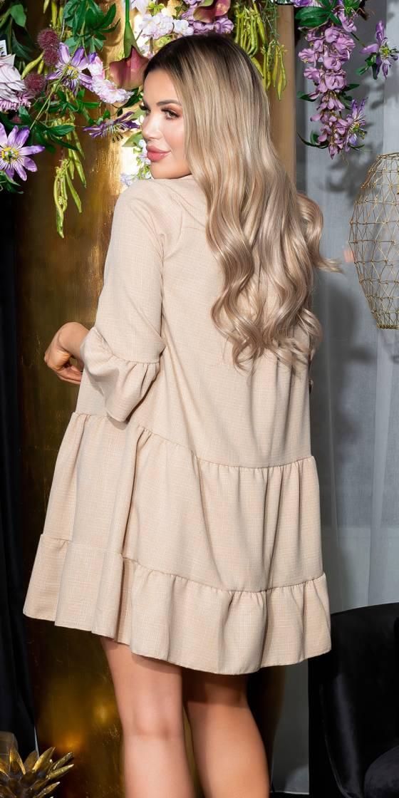 Trendy Babydoll Dress