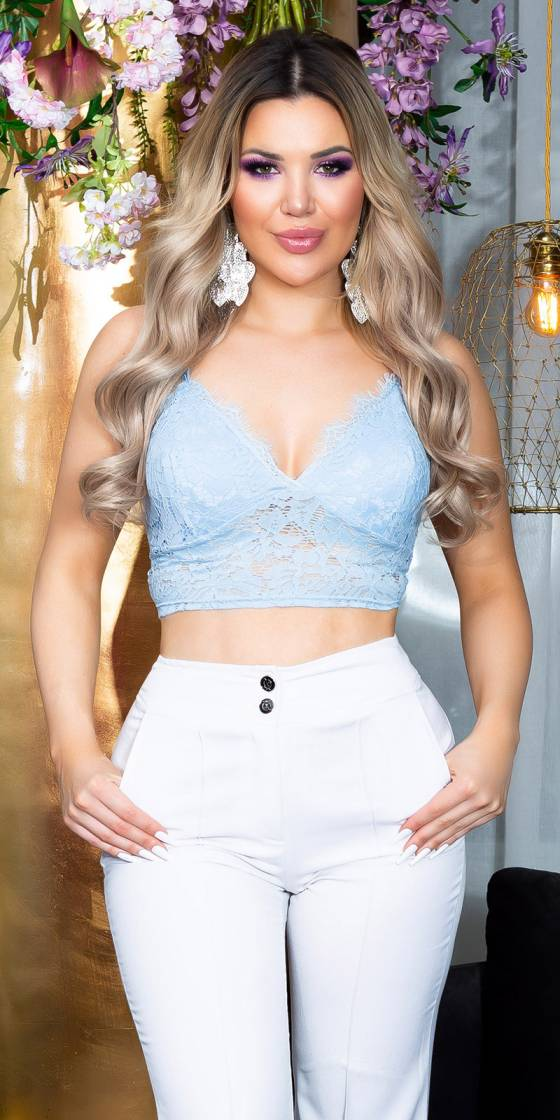 Sexy CroppedTop/ Bustier...