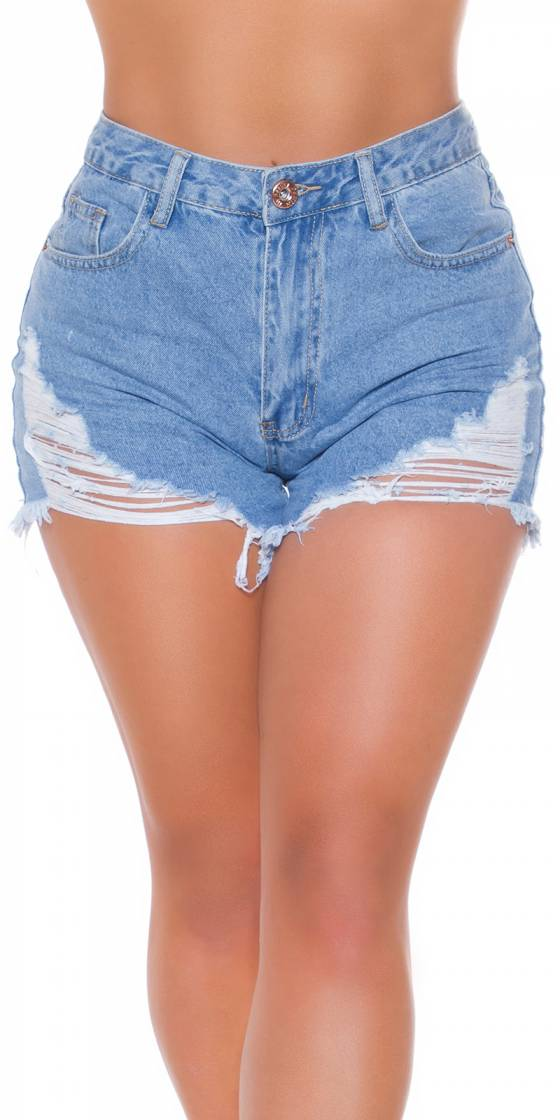 Short en jeans sexy