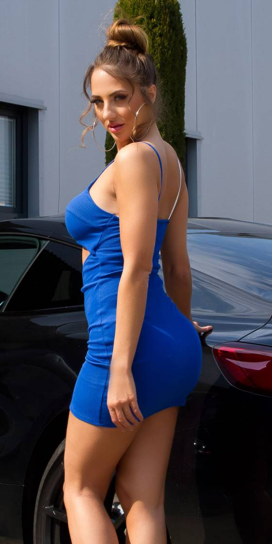 Sexy Bodycon Dress with...