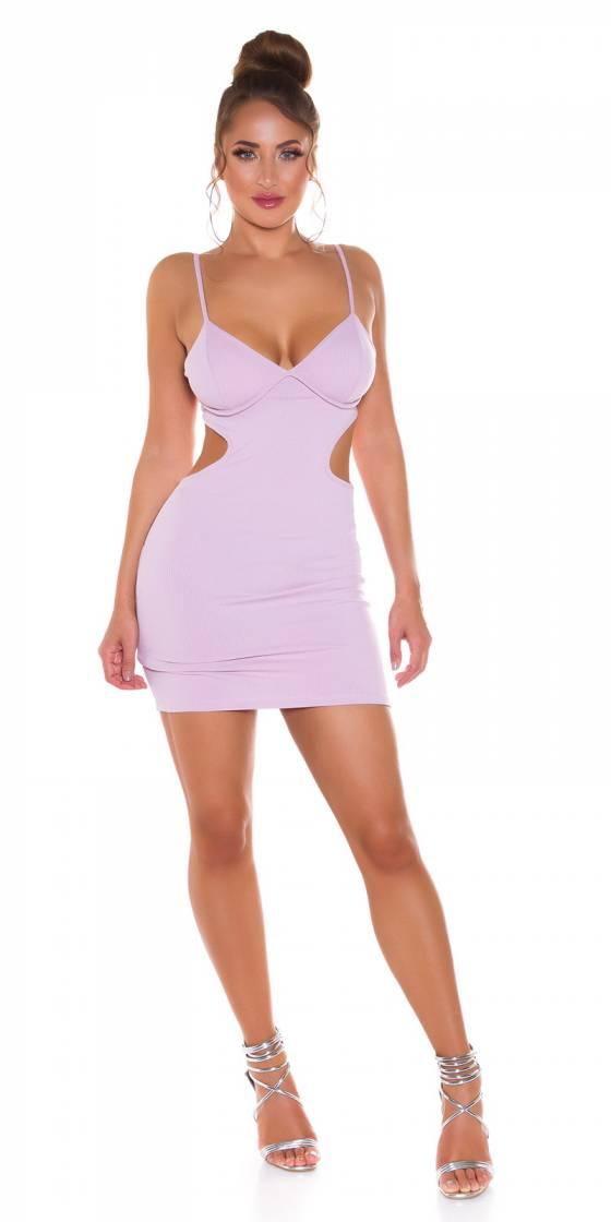 Bikini tendance léopard SHANA couleur rose