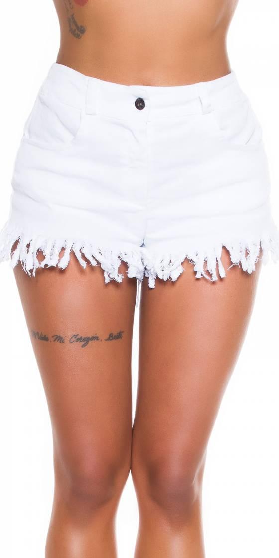 Short en jean sexy avec...