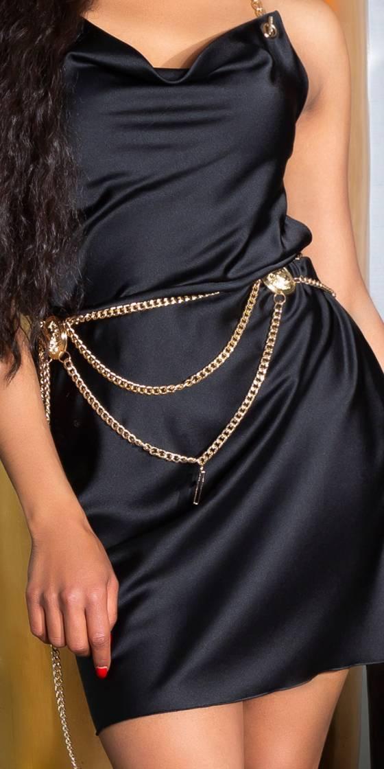 Trendy Chain Waist Belt