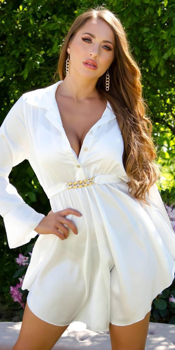 Sexy elegant satin dress...