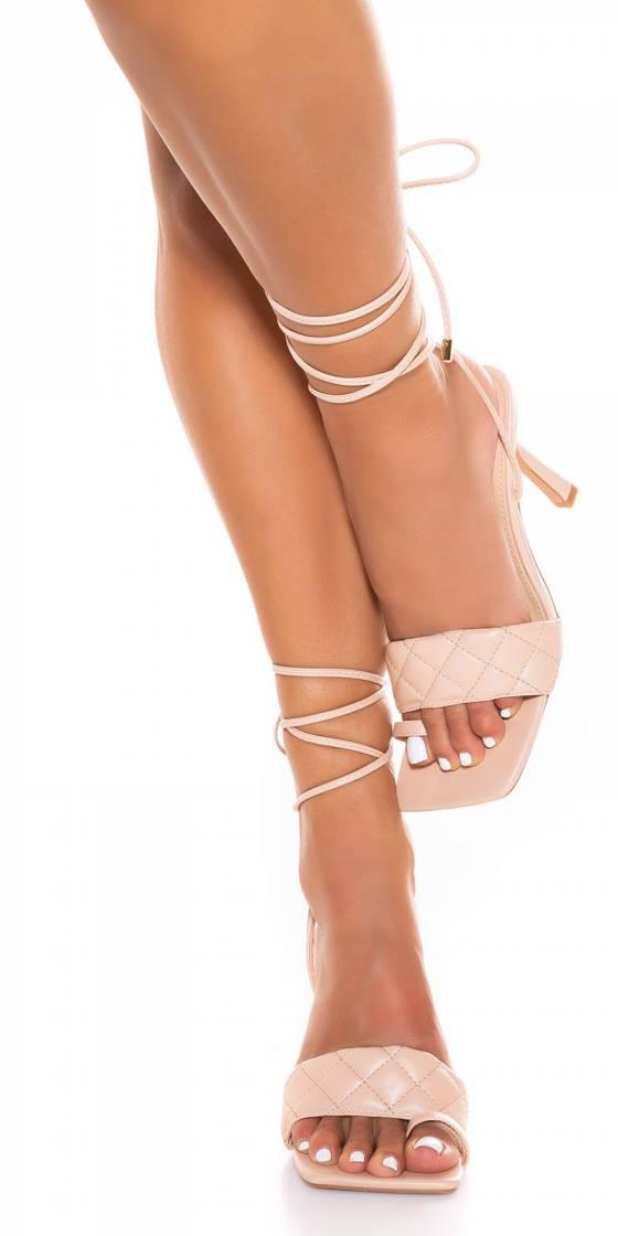 Sexy Square Toe Sandals...
