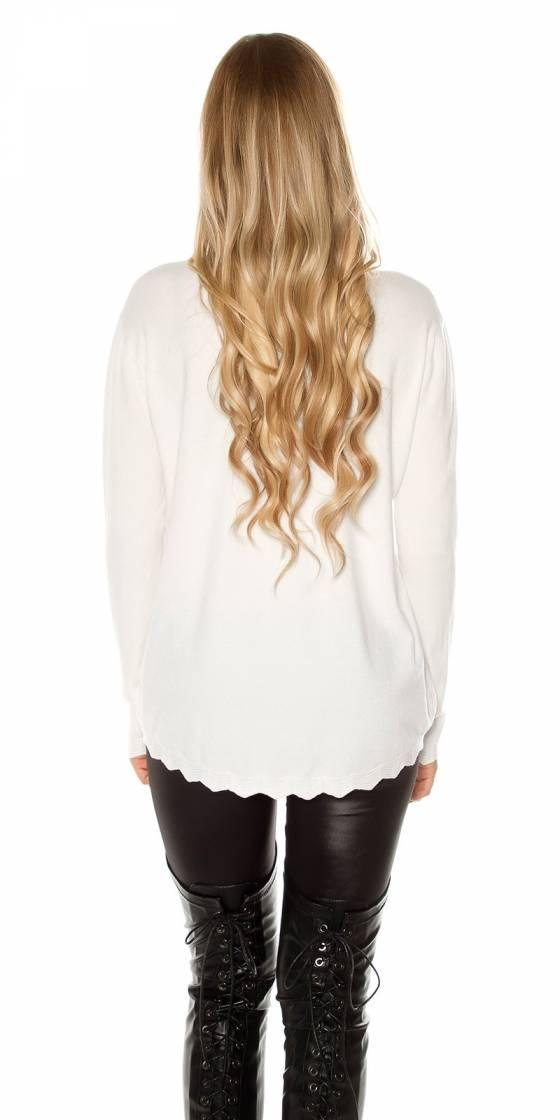 Trendy KouCla Oversize sweater
