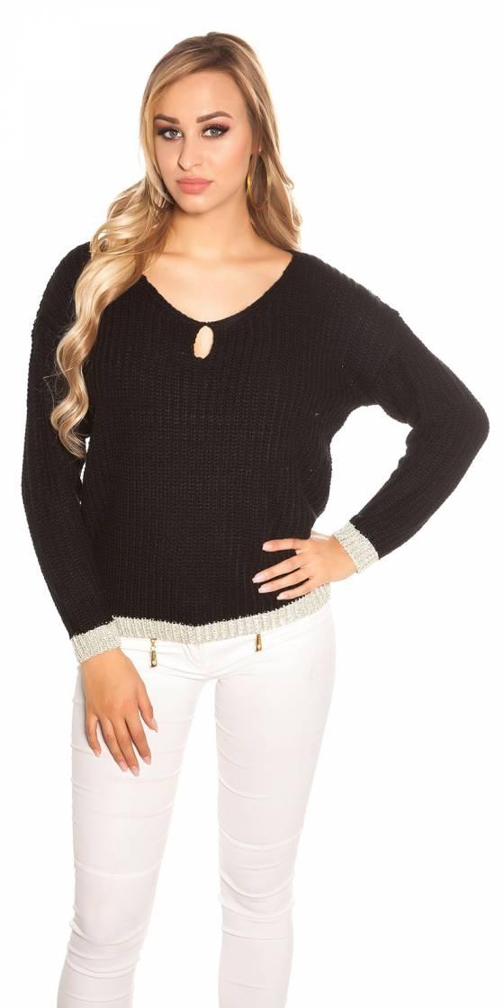 Trendy Koucla knit jumper...