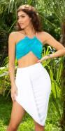 Sexy Summer/Beach Skirt with Twist