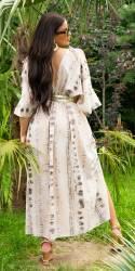 Jupe-short fashion nouvelle collection MARLENE couleur abricot