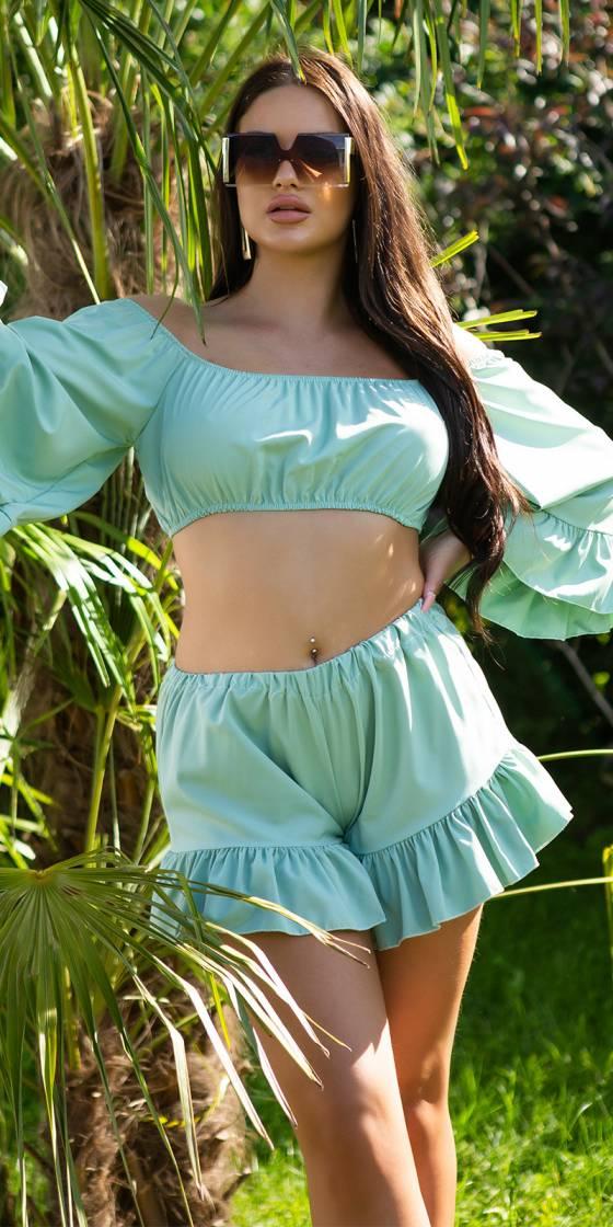Sexy Latina Summer Set-...