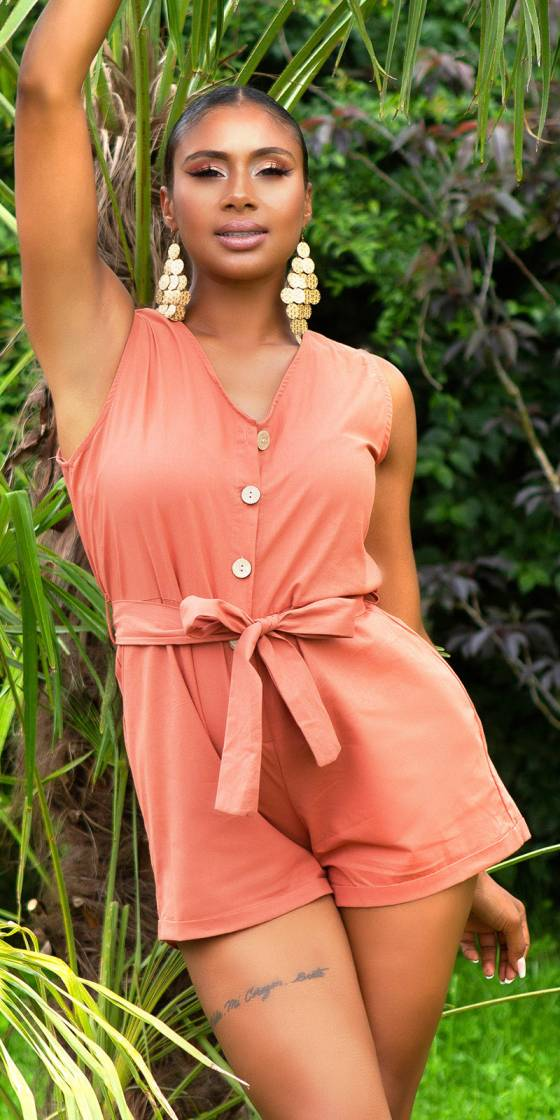 Sexy Summer Jumpsuit with...