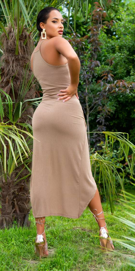 Sexy Wrap-around Look Strap...