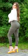 Jeans coupe slim fashion
