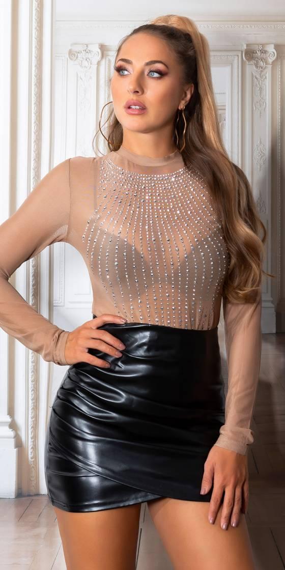 Sexy Transparent Bodysuit...