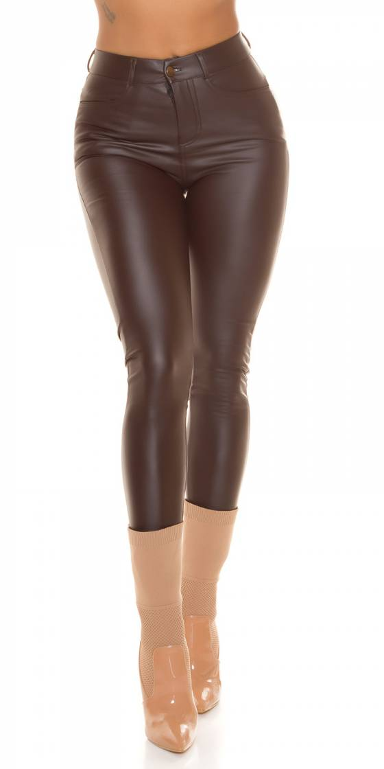 Sexy Faux Leather Pants...