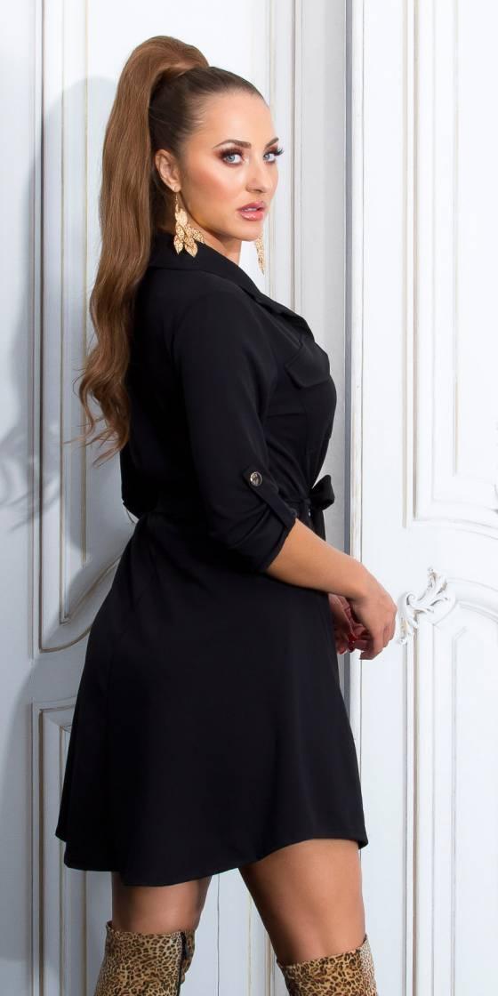Monokini tendance sexy LYDIA couleur noir
