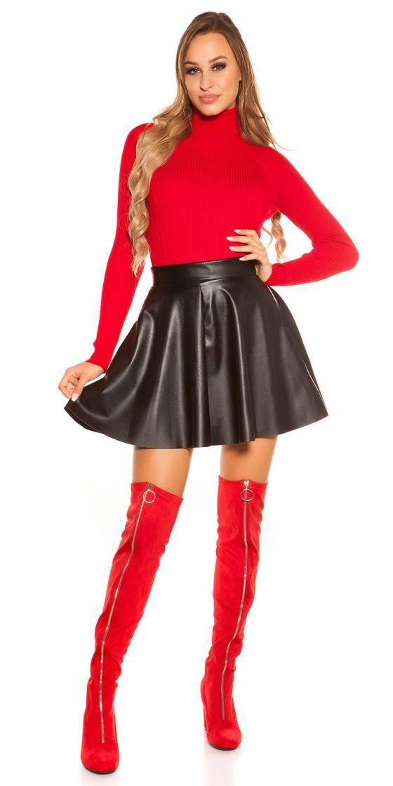 Top fashion ALICE couleur corail
