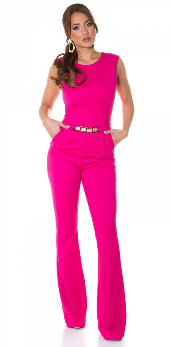 Monokini tendance sexy ELSA couleur rose