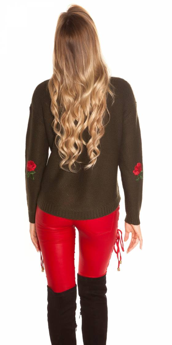 Trendy KouCla knit jumper...