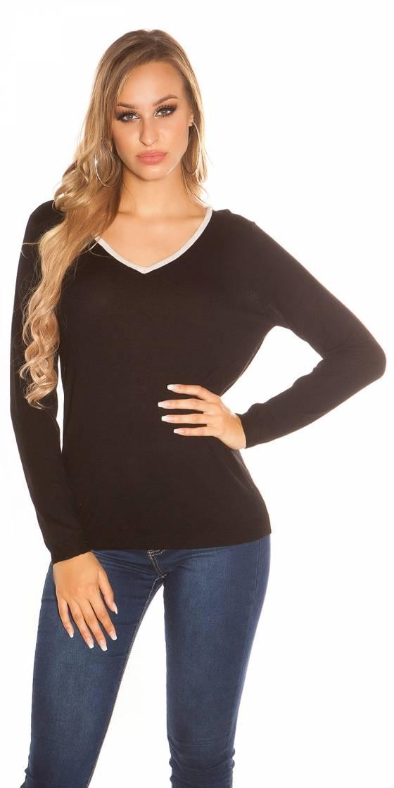 Sexy KouCla sweater with...