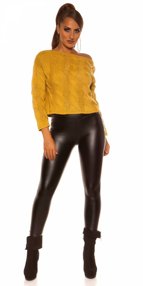Chemisier Tendance Fashion news collection CLARISA couleur noir