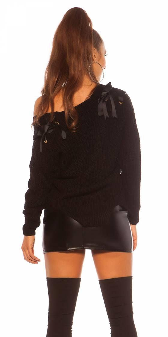 Trendy KouCla V-Cut knit...