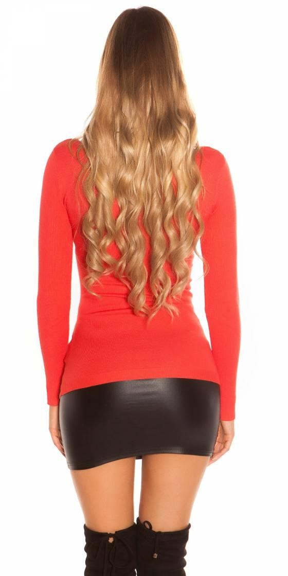 Robe tendance fashion KALIA couleur noir