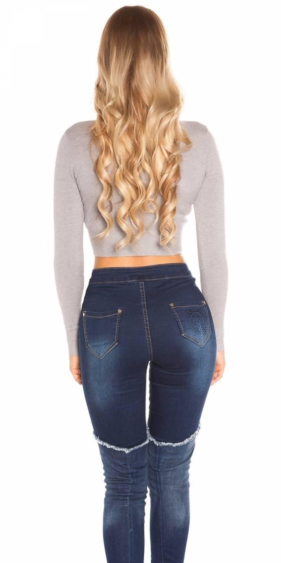 Sexy KouCla Bolero with zipper