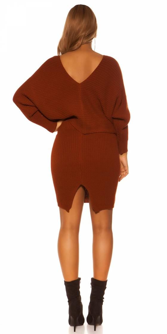 Pull en tricot KouCla sexy...