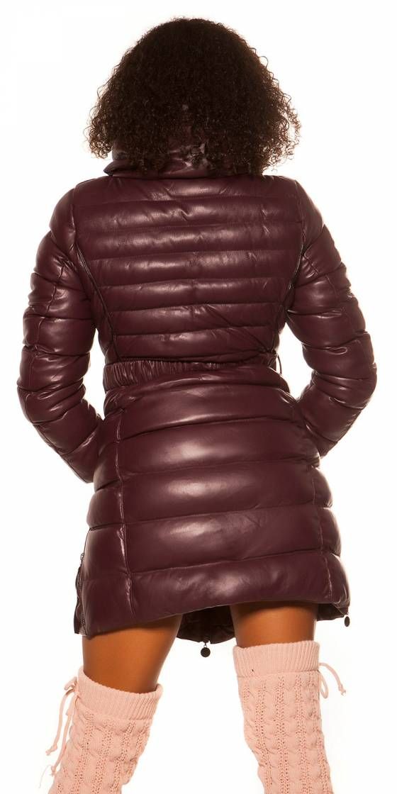 Vêtement femme robe sexy gogo ALDONA couleur lilas