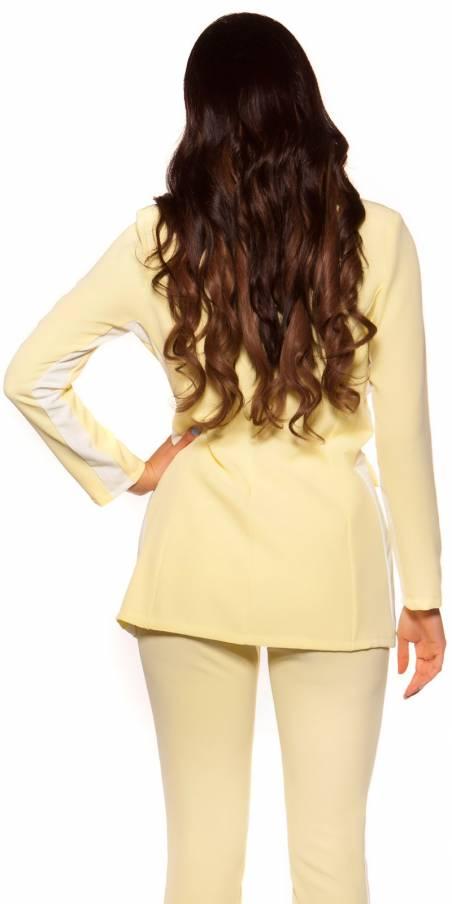 Pull femme new tendance LEA couleur beige