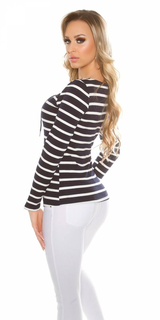 Robe longue nouvelle collection tendance ALEXA couleur noir