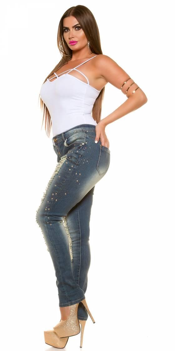 Jeans sexy destroy