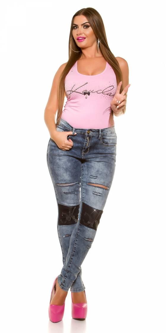 Curvy Girls! KouCla Jeans...