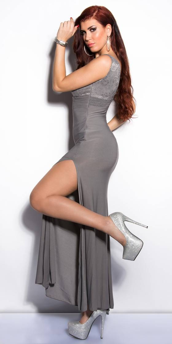 Robe ultra sexy nouvelle collection TENDANCE FASHION couleur or