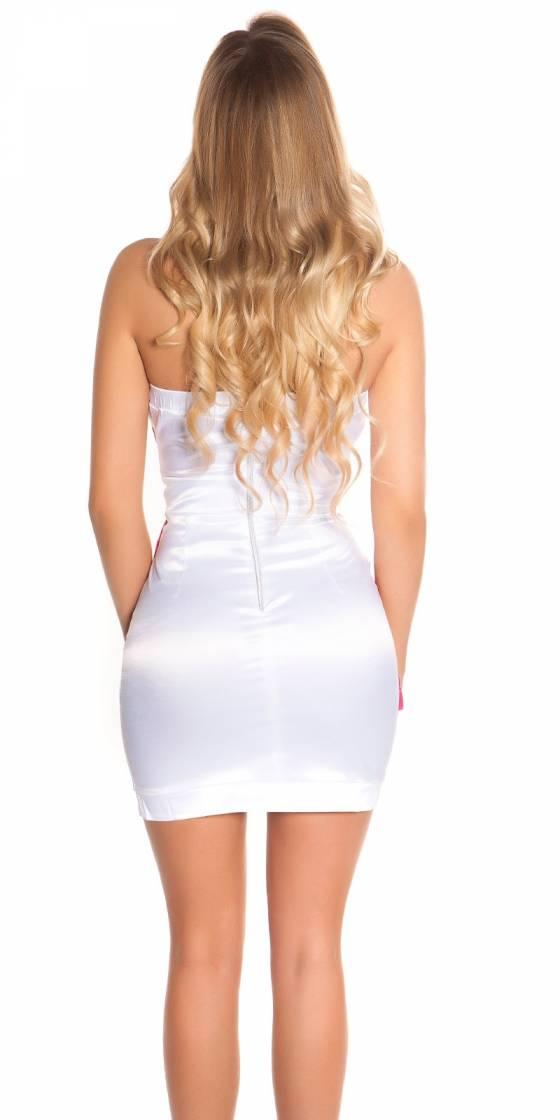 Short sexy femme tendance ALINA couleur lilas