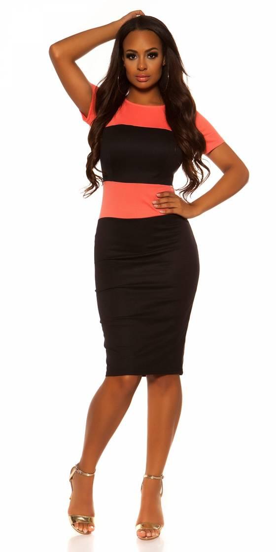 Bracelet tendance fashion SARA couleur noir