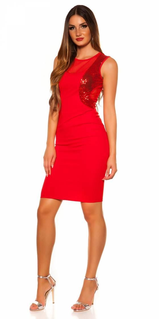 Robe femme tendance ELOANE couleur rose