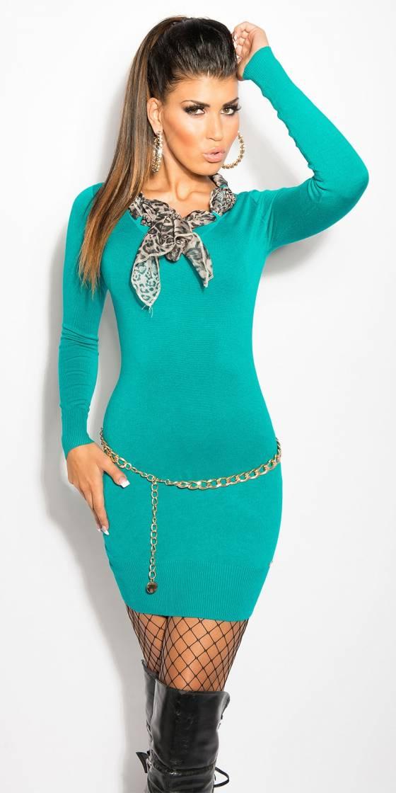 Robe femme fashion MAEVA couleur corail