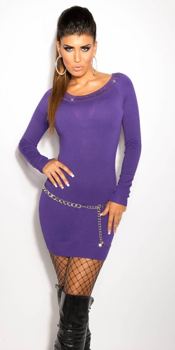 Short tendance fashion ALEXIA couleur bleu