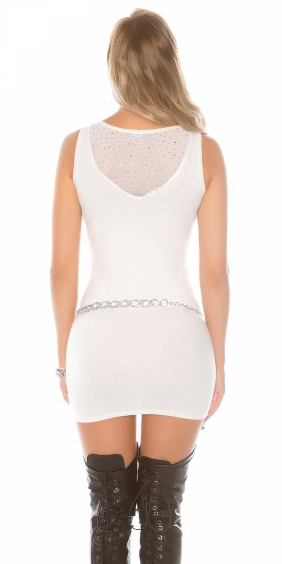 Sexy KouCla knit-minidress...